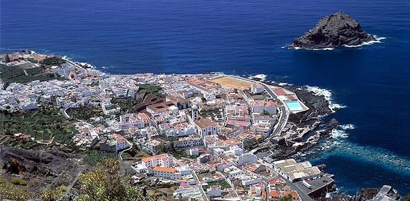 Izleti na otok Tenerife