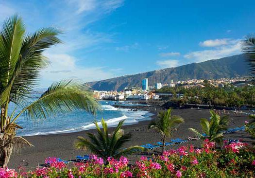 Tenerife Tour v septembru