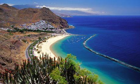Tenerife Tour v novembru