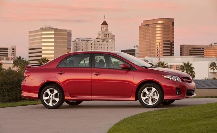 Toyota Corolla Descrizione