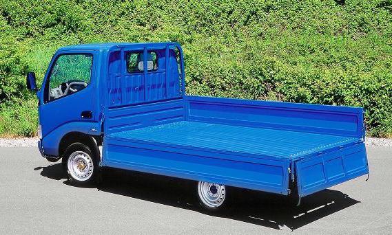 camion toyota dune
