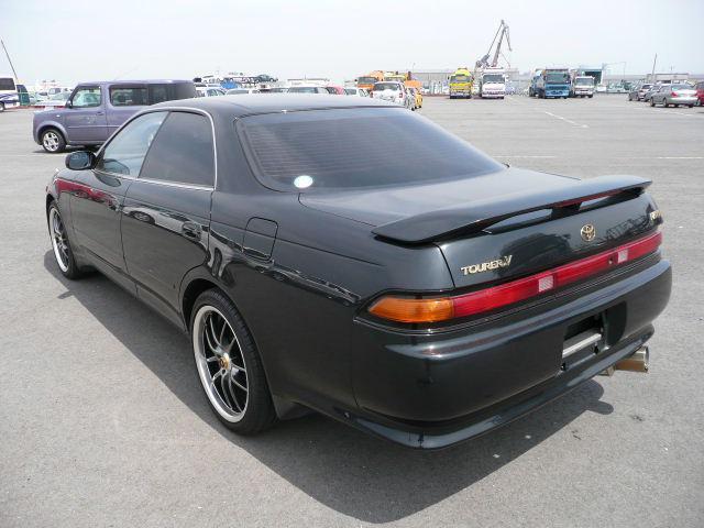 Toyota Mark 2 Samurai Tuning