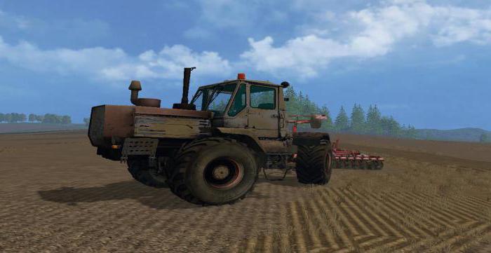 trattore t 150k