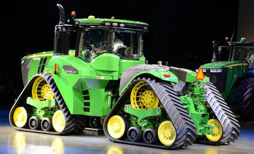 karakteristike traktora John Deere