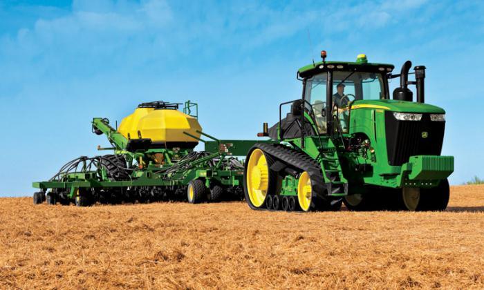 traktor John Deere 8430