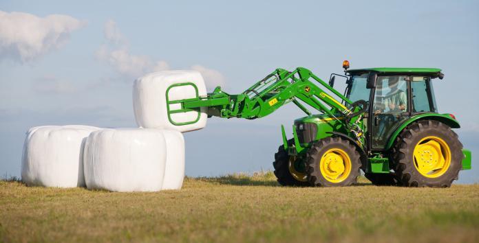 John Deere traktor potrošnja goriva