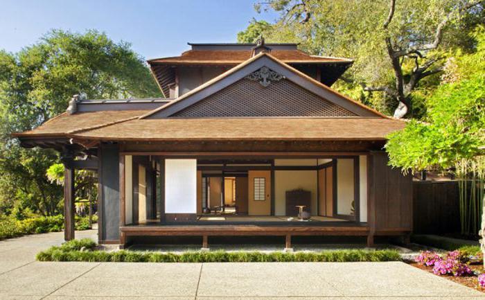 Japonské domy