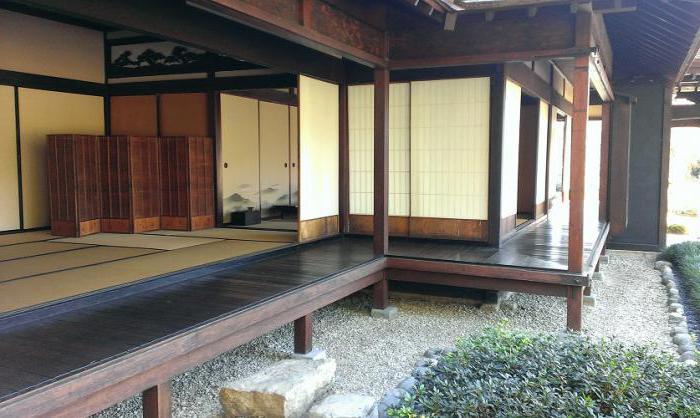 tradiční japonský dům
