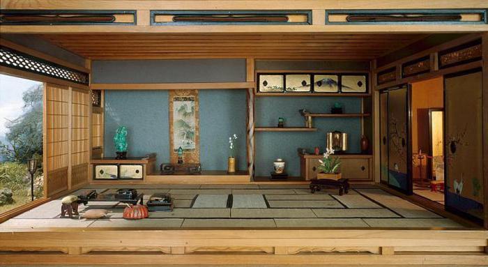 Japonský dům s vlastními rukama