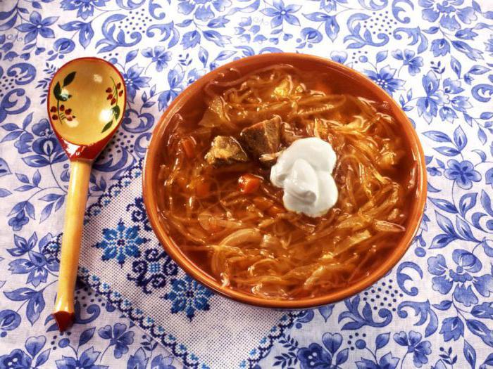 Rosyjskie dania zdjęcie