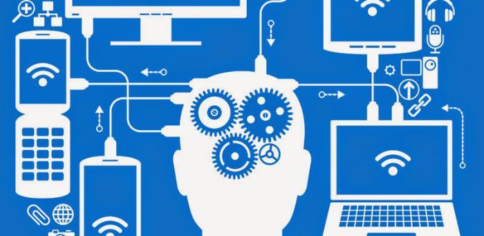 proces przekazywania informacji