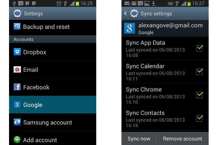 прехвърляне на контакти от Windows Phone към Android