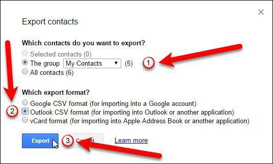 прехвърляне на контакти от android на windows phone 8 1