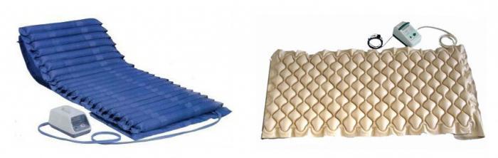 prevenciju prekrivača u krevetima
