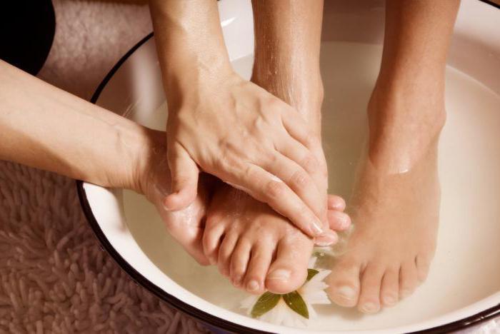 leczenie obrażeń nóg w domu
