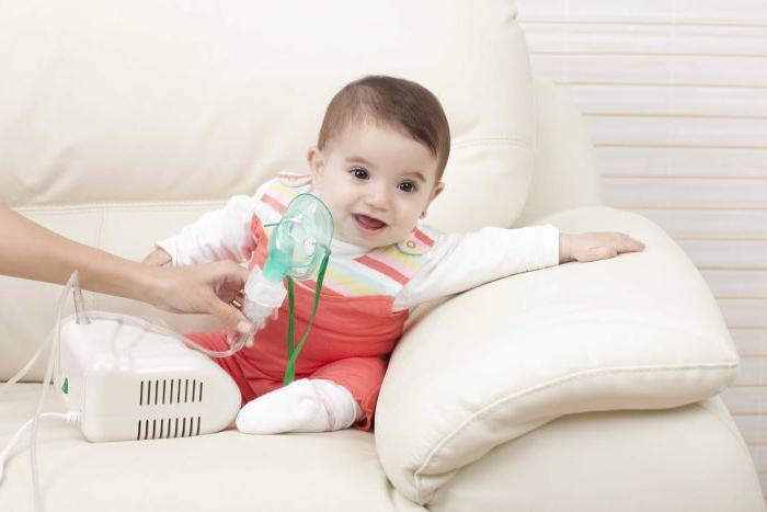 инхалација са ларингитисом