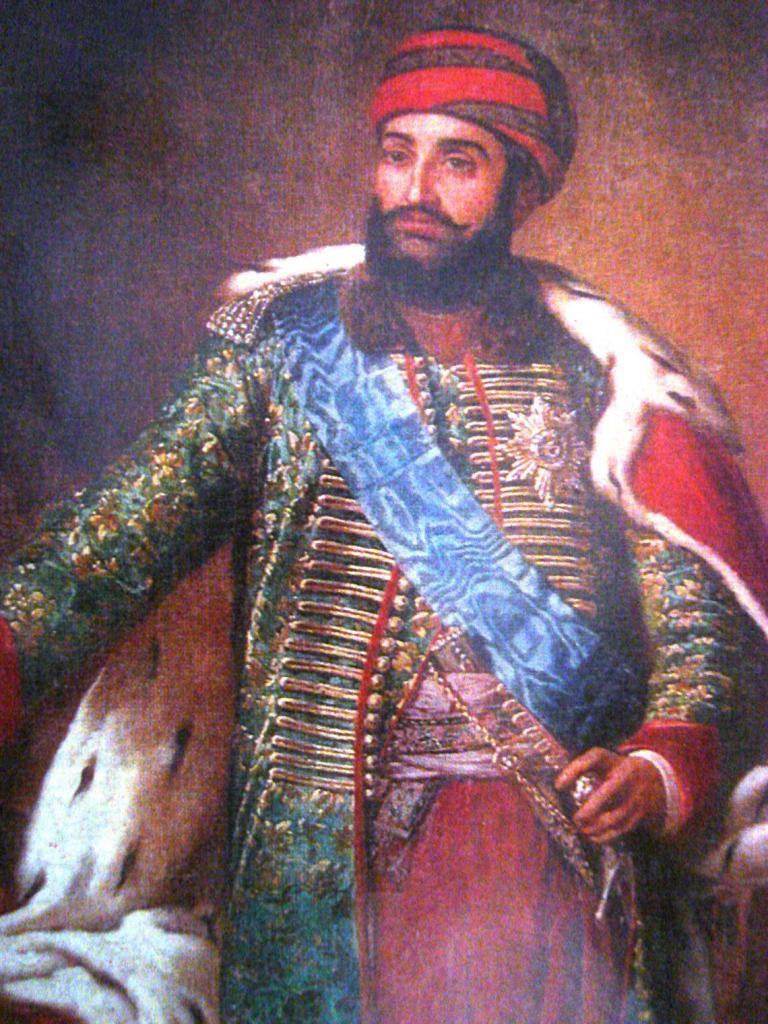 Kralj Gruzije