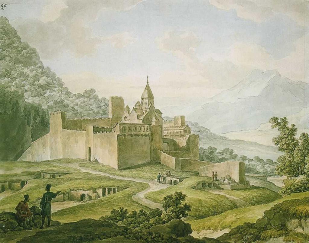 Gruzja w XIX wieku
