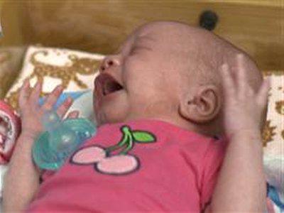 подрхтавање браде код новорођенчета