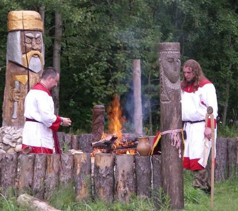Источни Славени су у давна времена називали племенске заједнице