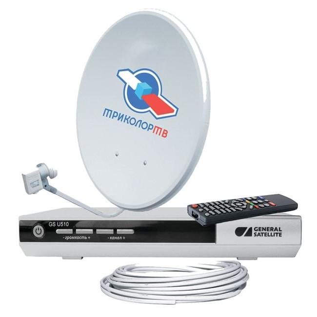 tricolor tuning kanałów telewizyjnych