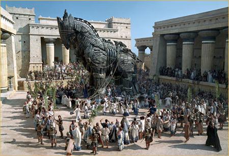 Storia della guerra di Troia