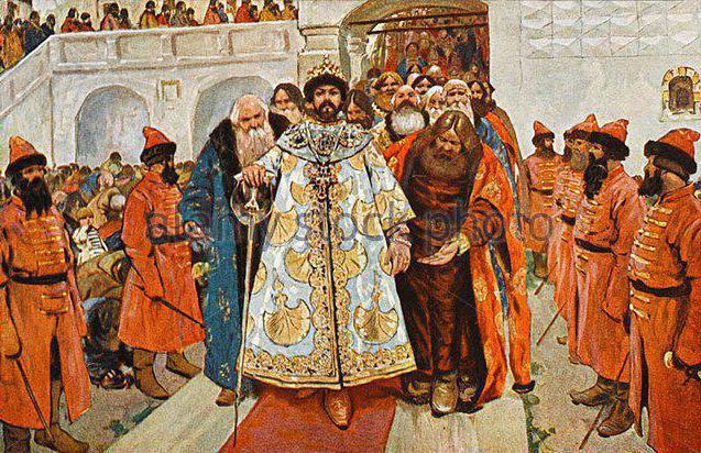 Politica Fedor Ivanovich