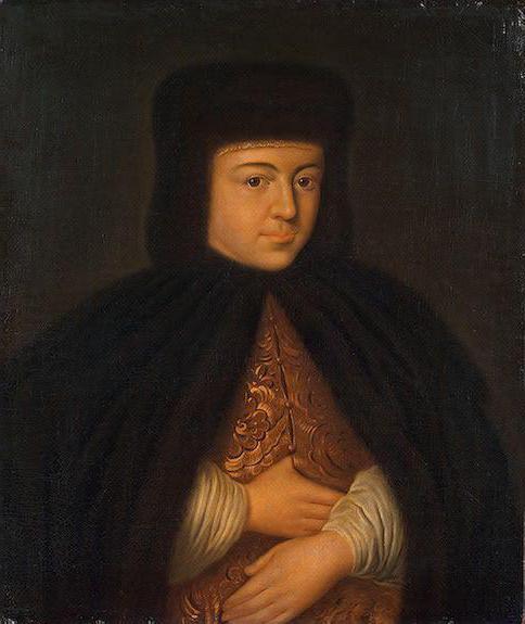Natalia Kirillovna Naryshkina