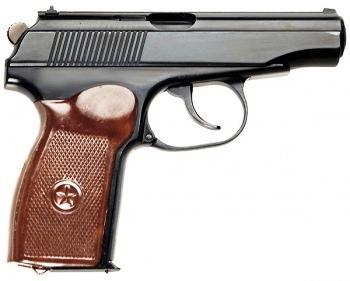 Dispositivo a pistola Makarov