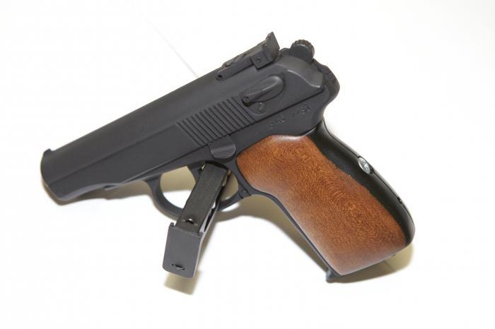 Makarov signalno pištolo
