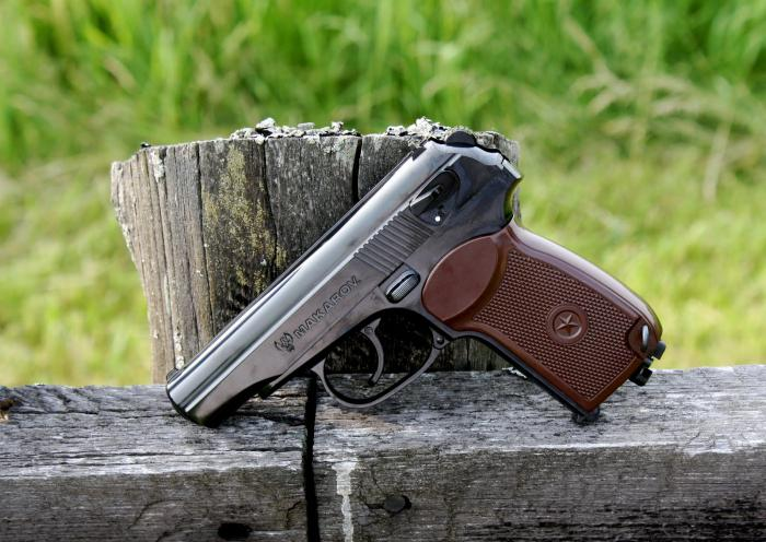 Pištola Makarov Cena