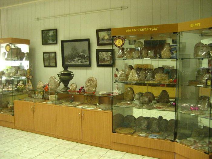 Tula Gingerbread Museum