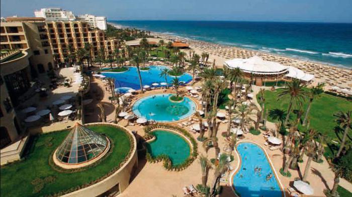 recensioni di tunisia sousse hotel marhaba