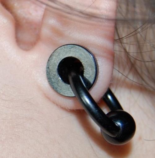 tunnel per le orecchie