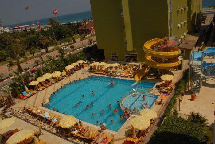 hotel sunstar beach 4 recensioni 2017