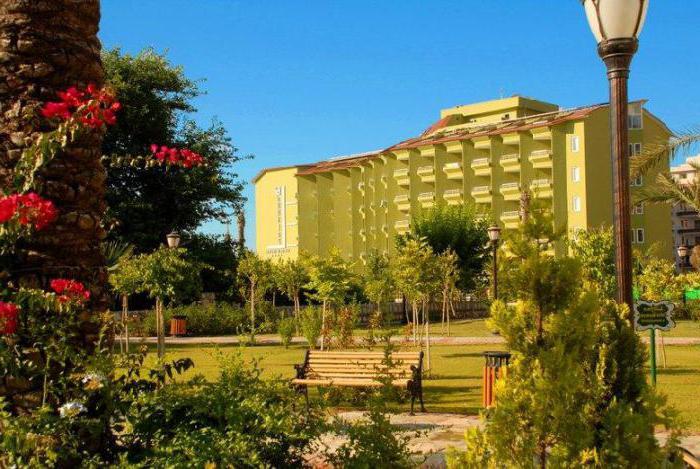 sunstar beach hotel mahmutlar 4 recensioni 2017