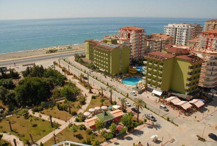 hotel turchia hotel sunstar beach 4 recensioni