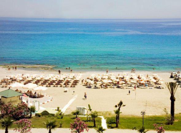 recensioni di sunstar beach hotel 4 turchia alanya