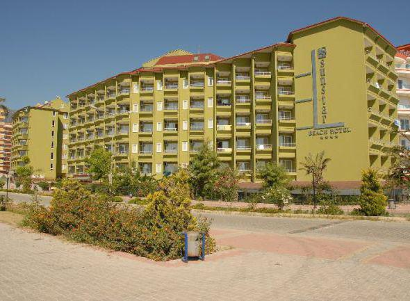 hotel sunstar beach 4 recensioni di hotel