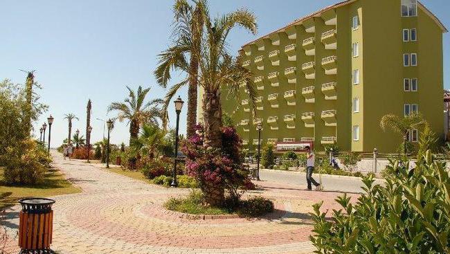 sunstar beach hotel mahmutlar 4 recensioni