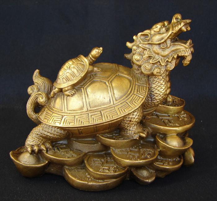 il simbolo di ciò che è la tartaruga