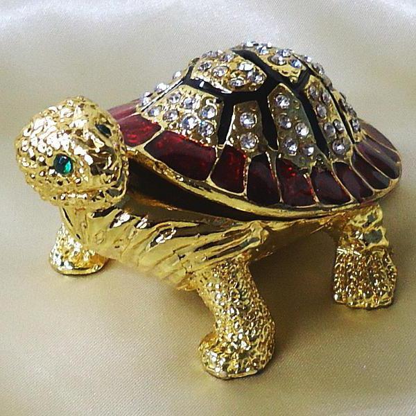 костенурката е жив символ