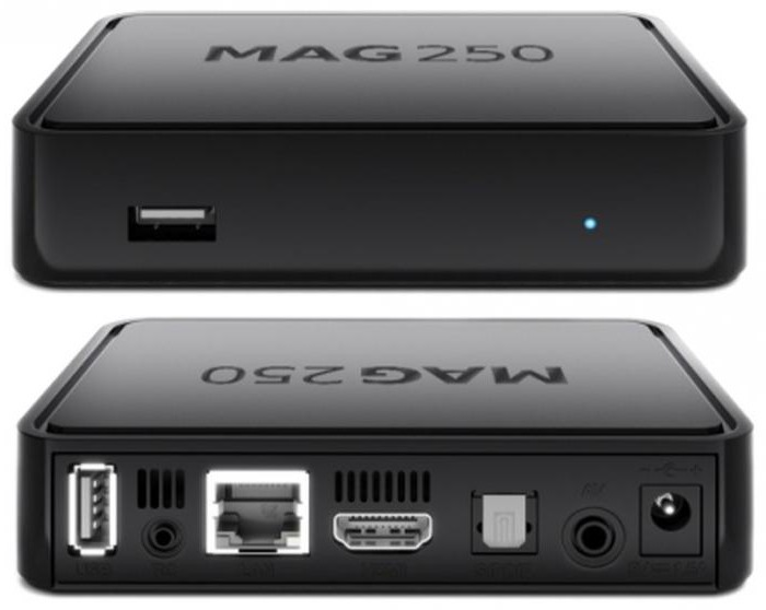 mag 250 firmware