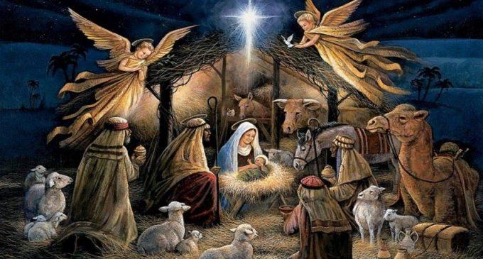 Божићни Христ