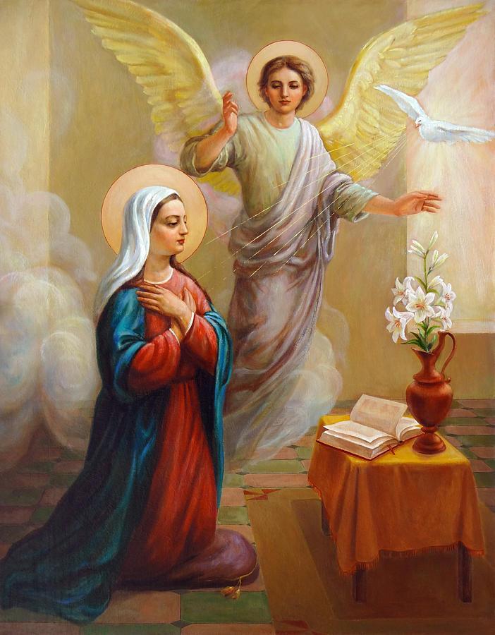 Благовестење Пресвете Богородице