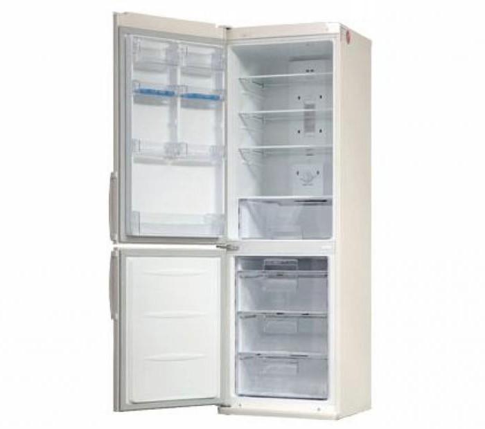 dvokomorni hladnjak lg ga b409ueqa