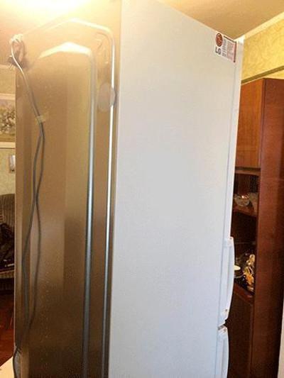 hladnjak lg ga b409ueqa Pregled kupca