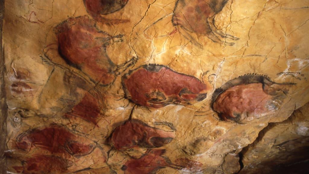 Altamir Cave Rock Art