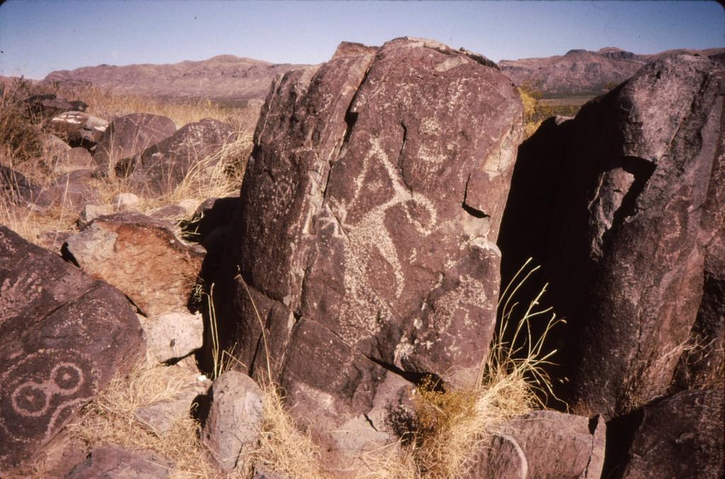 Petroglifi della Russia