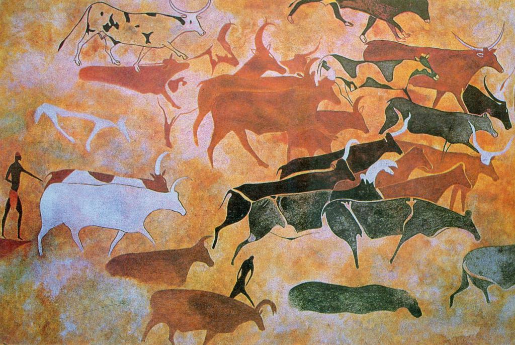 Temi dell'arte primitiva